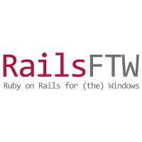 RailsFTW · a complete Ruby on Rails installer for Windows